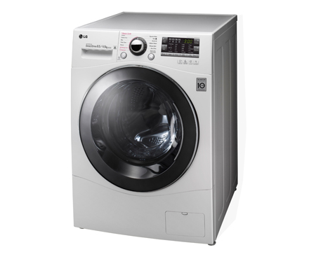 LG Washer Dryer Combo WD14130FD6