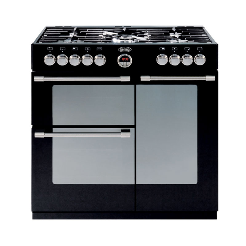 Belling Dual Fuel Stove B900DFB