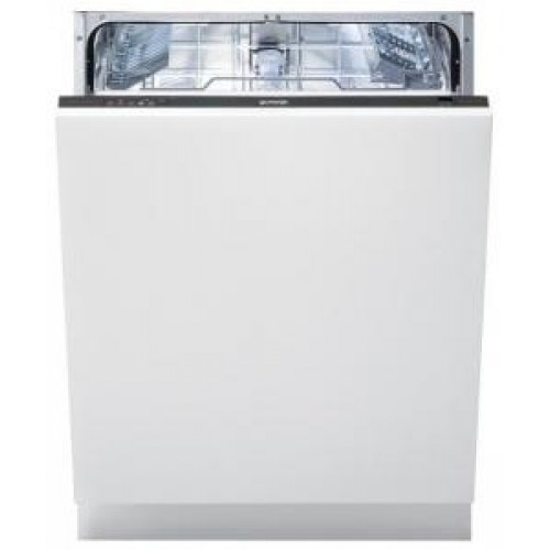 Gorenje GV61124AU Fully Integrated Dishwasher