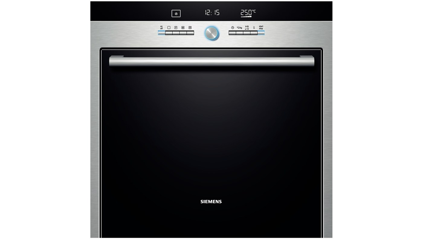 Siemens HB76GU560A 60cm Stainless Steel Electric Oven