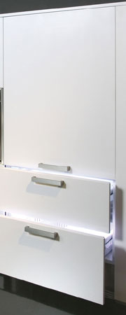 SUBZERO French Door ICB736TCILH
