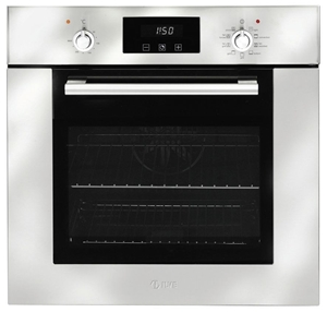 Ilve ILO691X 60cm Stainless Steel Multifunction Oven