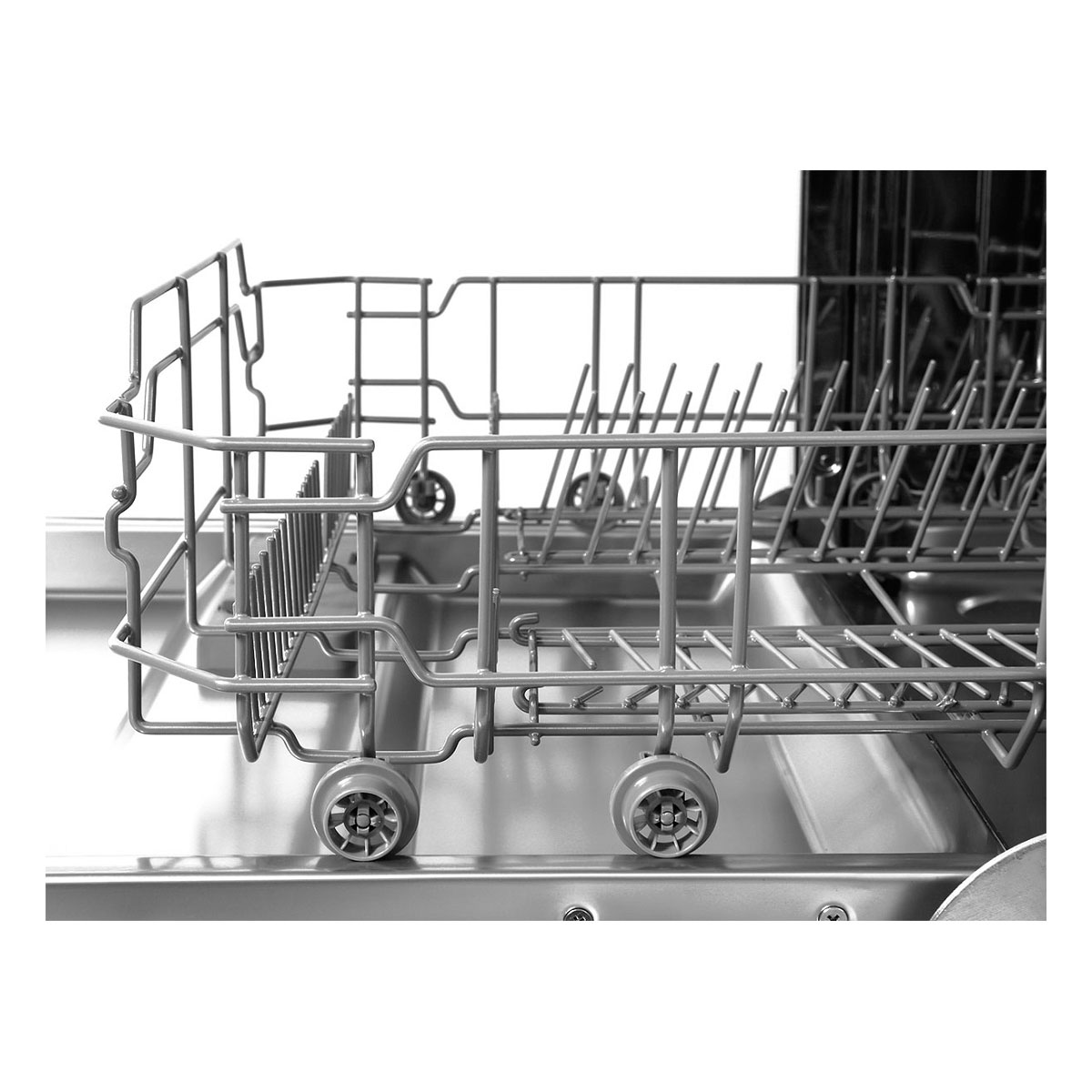 Omega PL403A Semi Integrated Dishwasher 26004