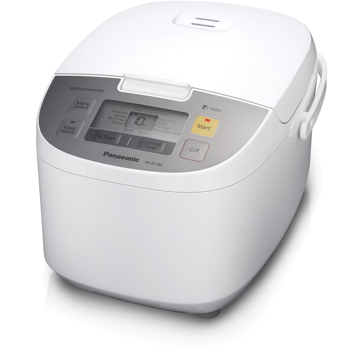 Panasonic Rice Cooker SR-ZE185WST