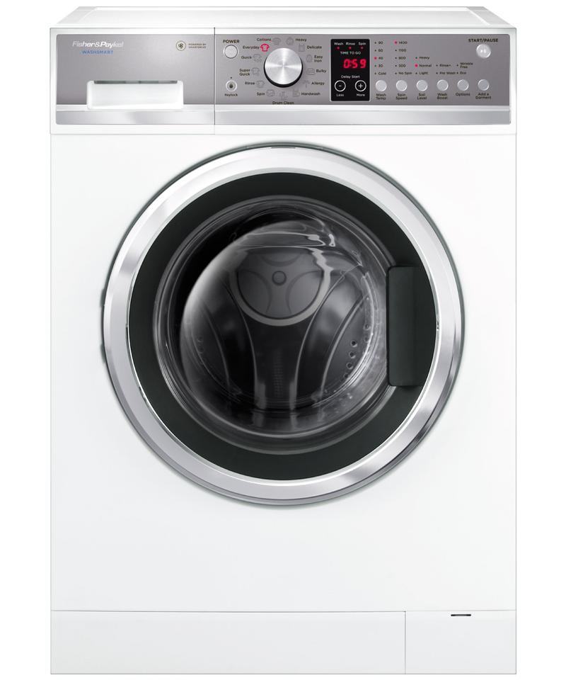 Fisher & Paykel WH8560P2 WashSmart 8.5kg Front Load Washing Machine