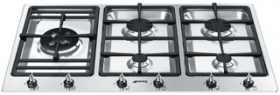 Smeg Gas Cooktop PSA906-4
