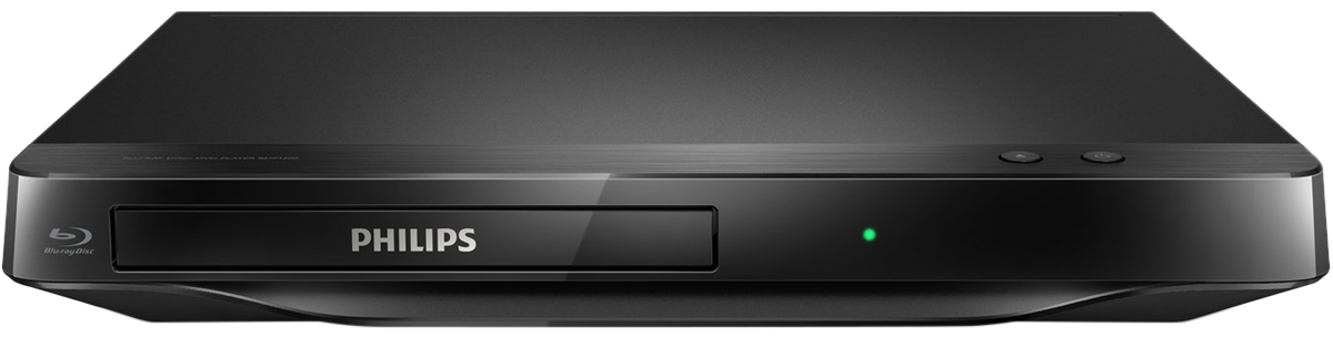 Philips dvd player BDP1200