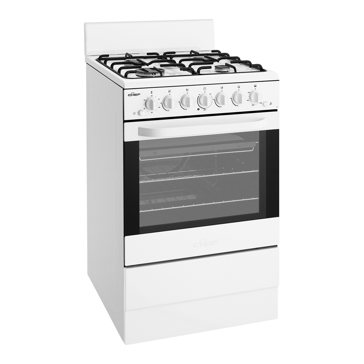 Chef Gas Stove CFG504WALP