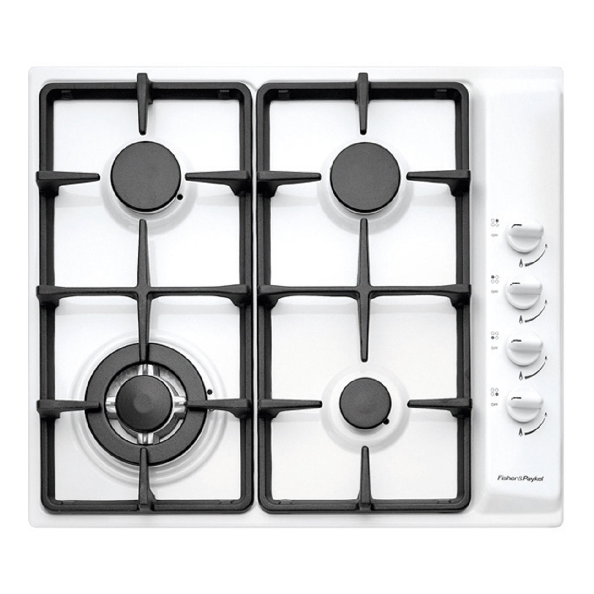 Fisher & Paykel CG604CWFW1 Gas Cooktop