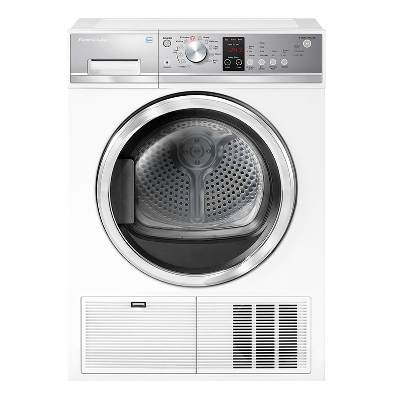 Fisher & Paykel DE8060P2 8kg Condenser Dryer