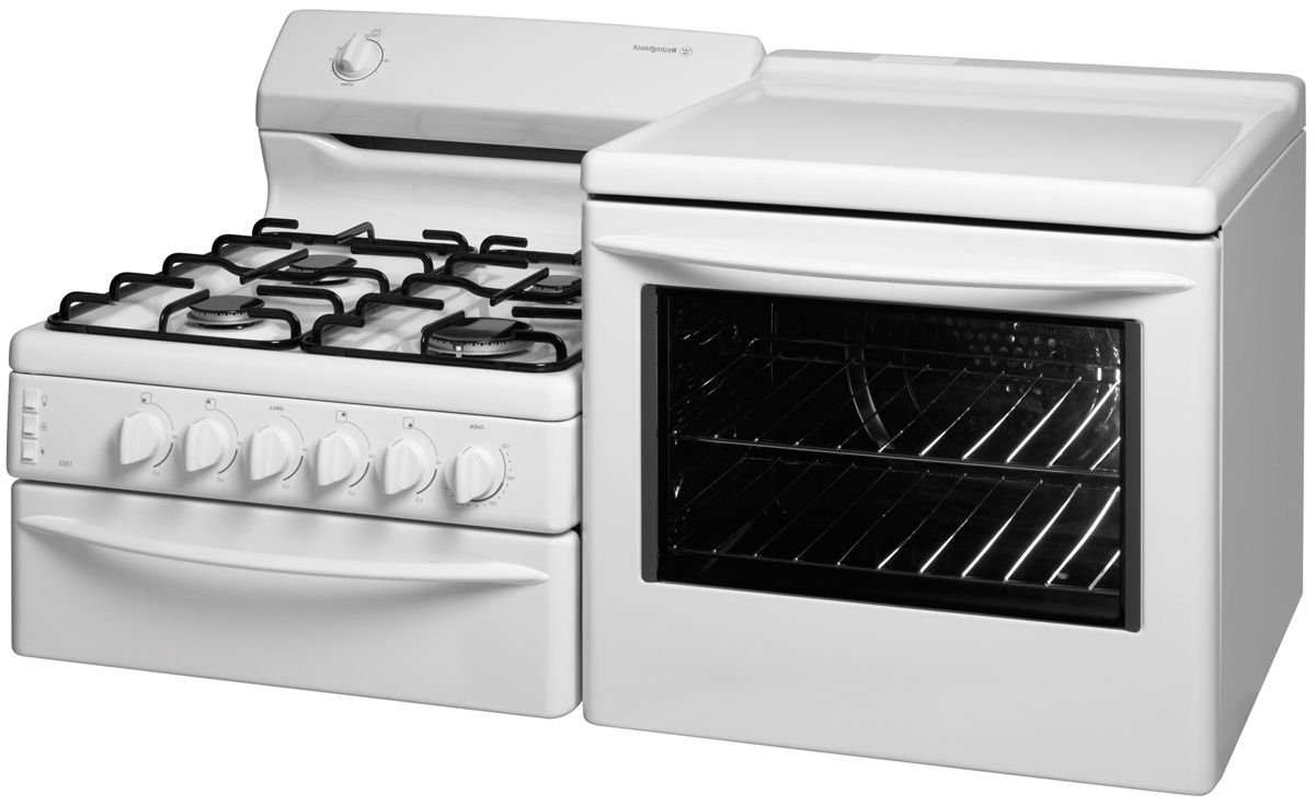 Westinghouse Elevated Gas Oven GEK1385RW