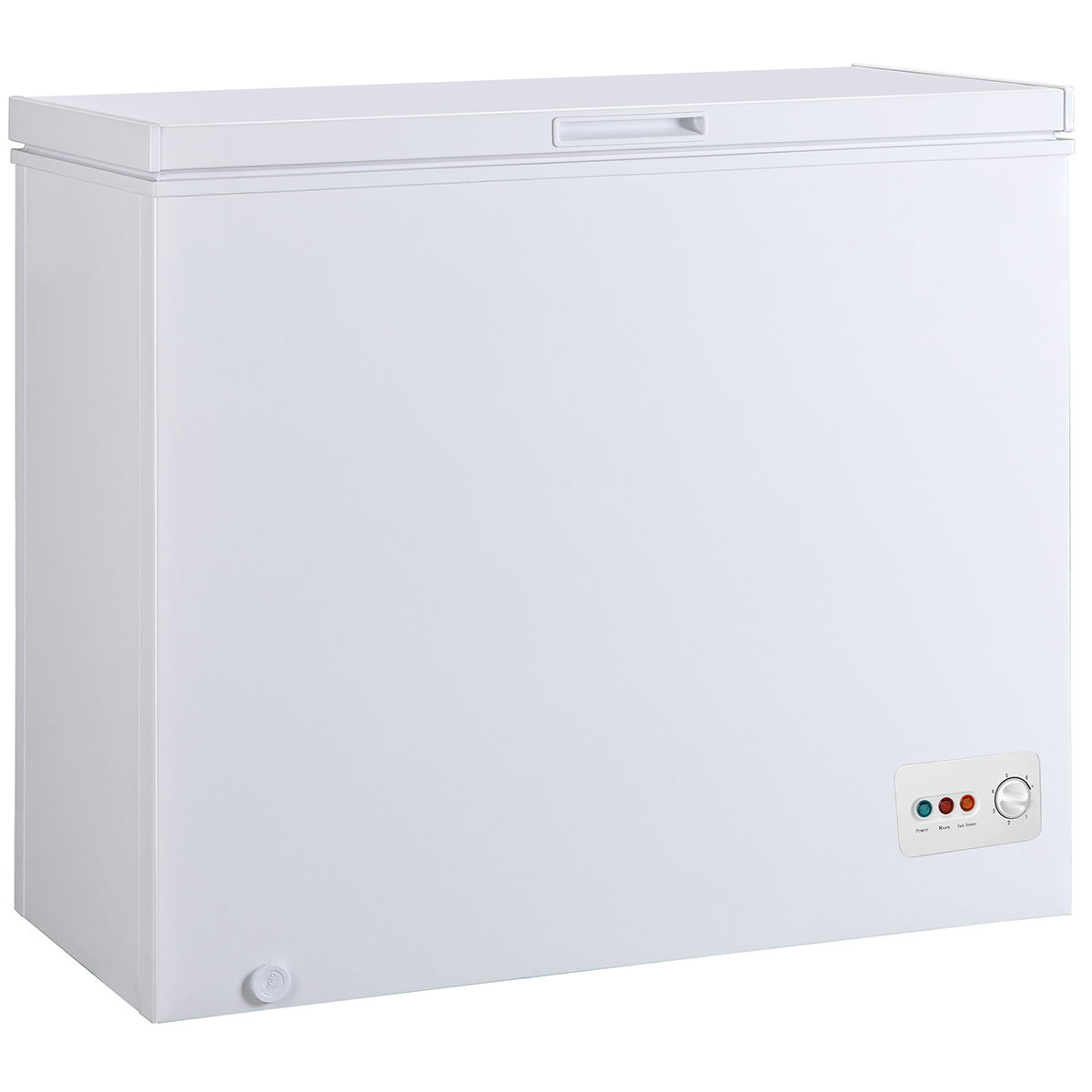 Midea MCH198W 198L Chest Freezer