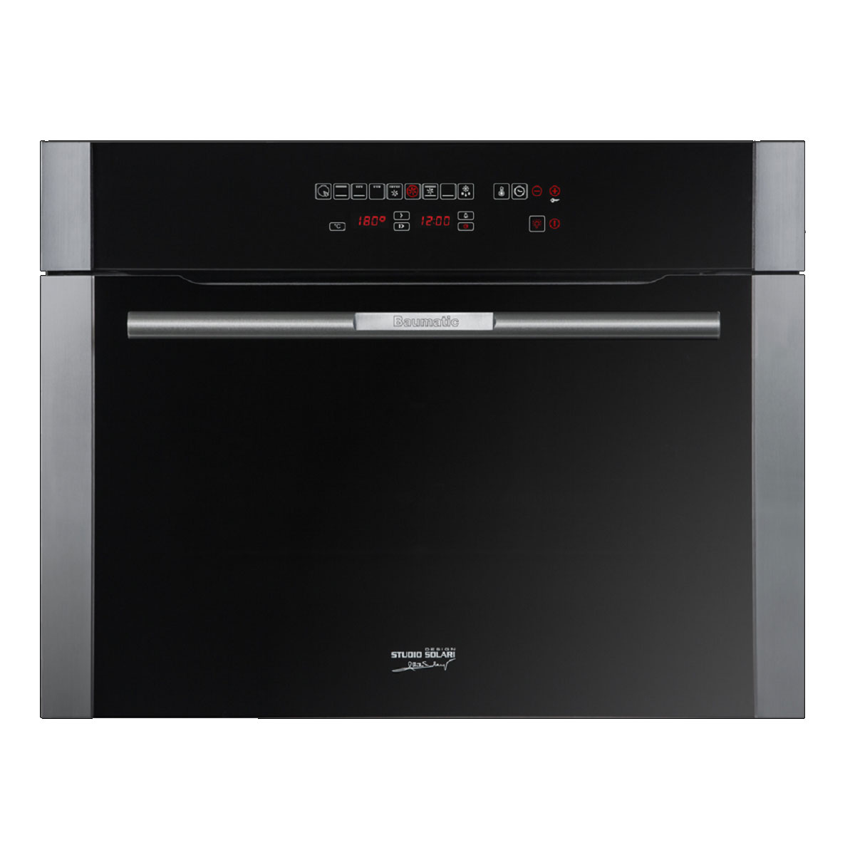 Baumatic BSO45 600mm Compact Multifunction Oven