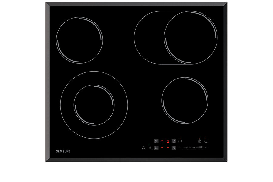 Samsung Electric Cooktop CTR164NC01