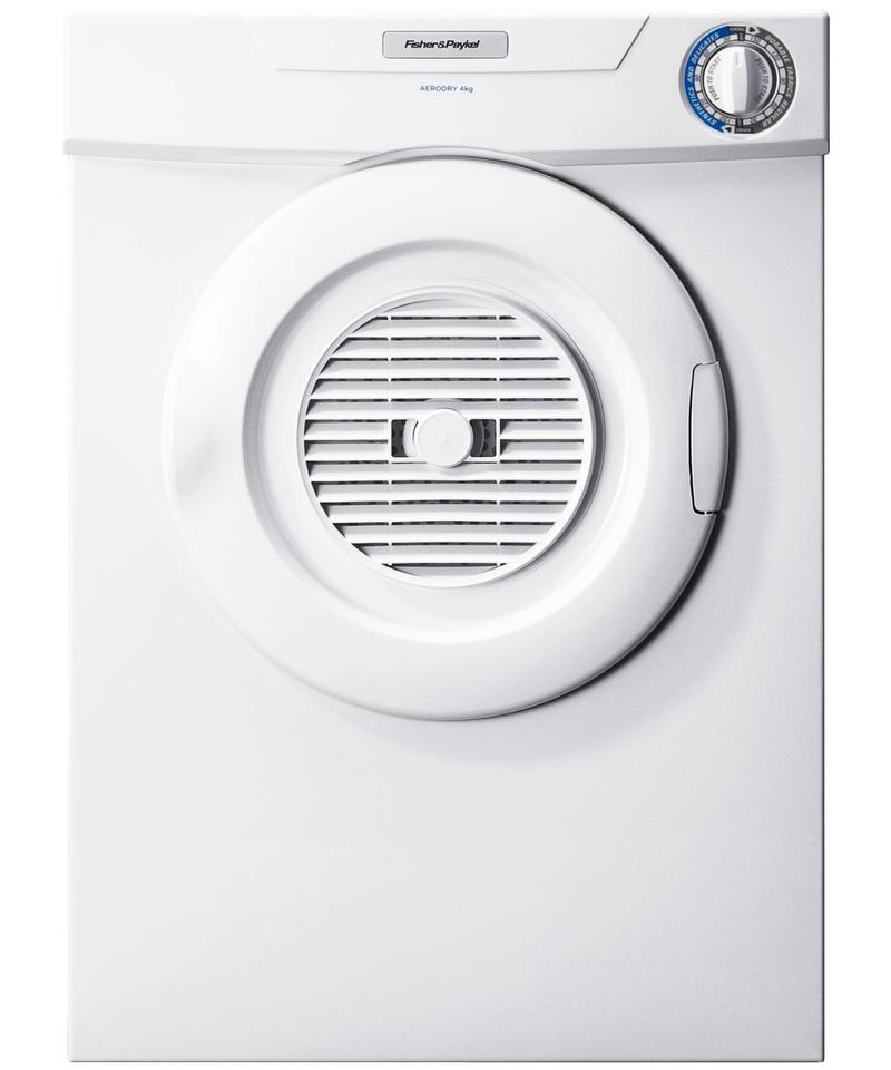 Fisher & Paykel DE40F56A2 4kg Vented Dryer
