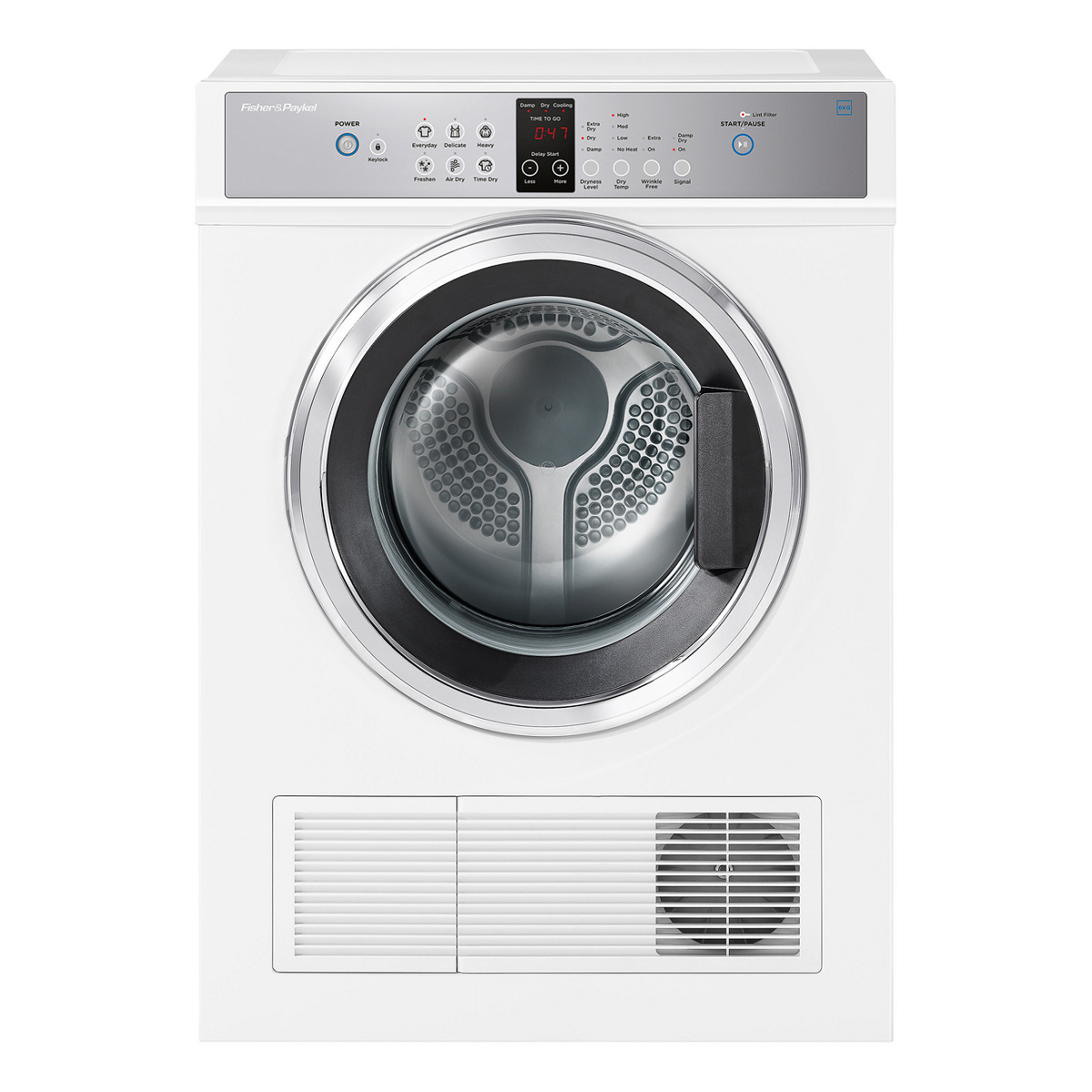Fisher & Paykel DE6060G1 6kg Vented Dryer