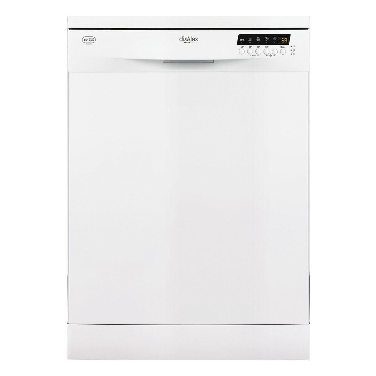 Dishlex DSF6206W Freestanding Dishwasher