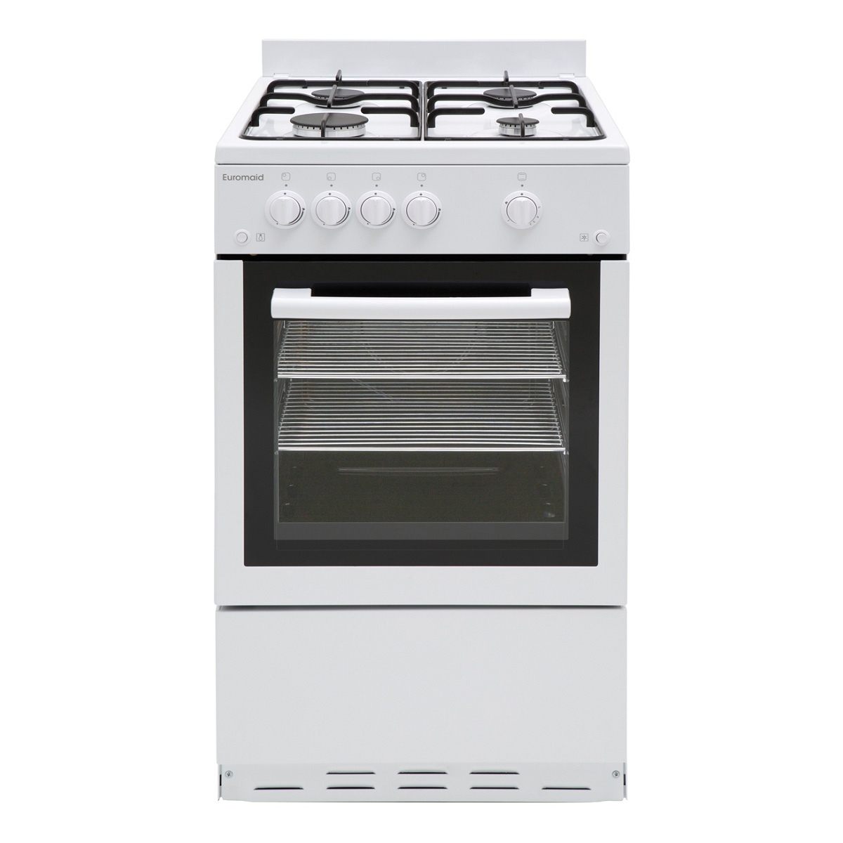 Euromaid GGFW50LPG Freestanding Gas Oven/Stove