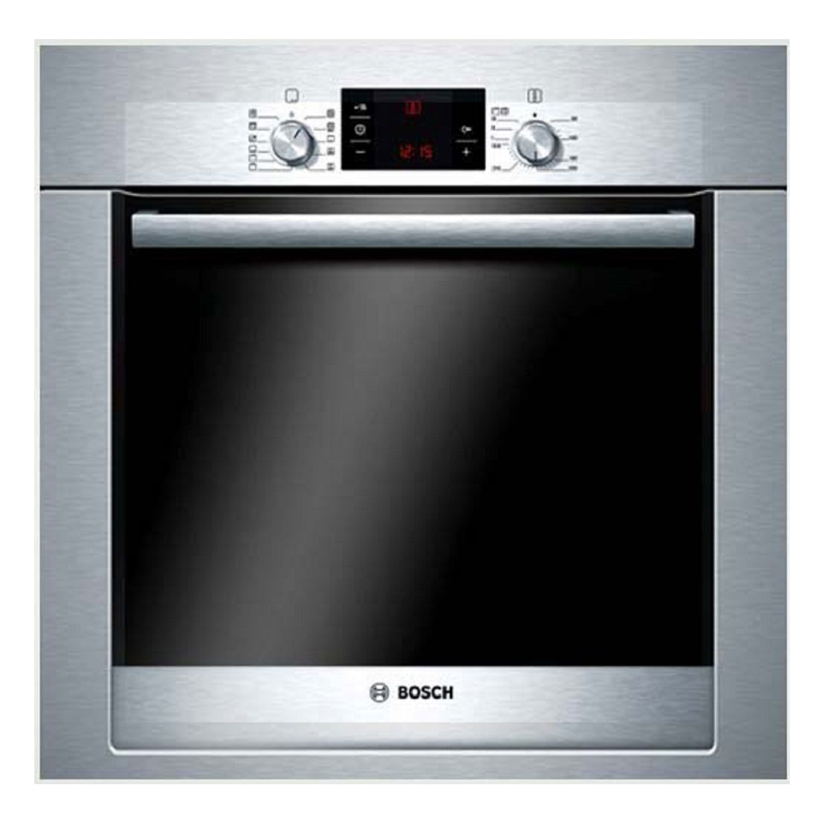 Bosch HBG73S550A Electric 600mm/60cm Pyrolytic Wall Oven 27756