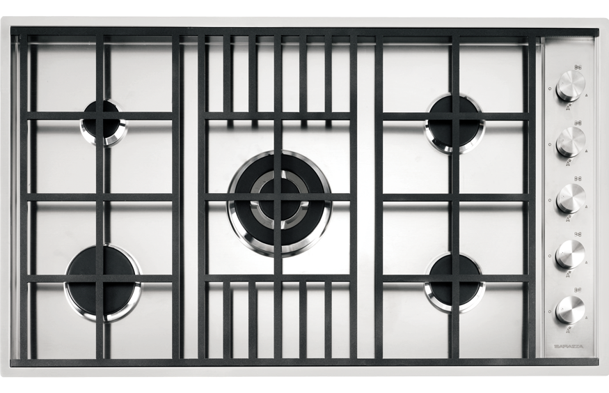 Barazza Gas Cooktop LABH900