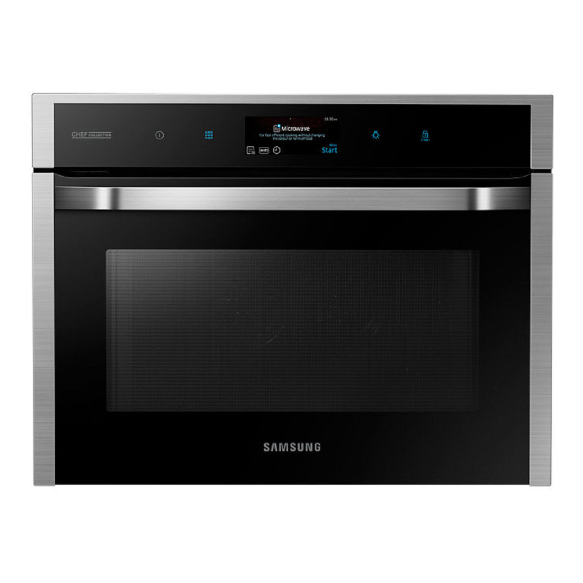 Samsung NQ50J9530BS Electric Wall Oven
