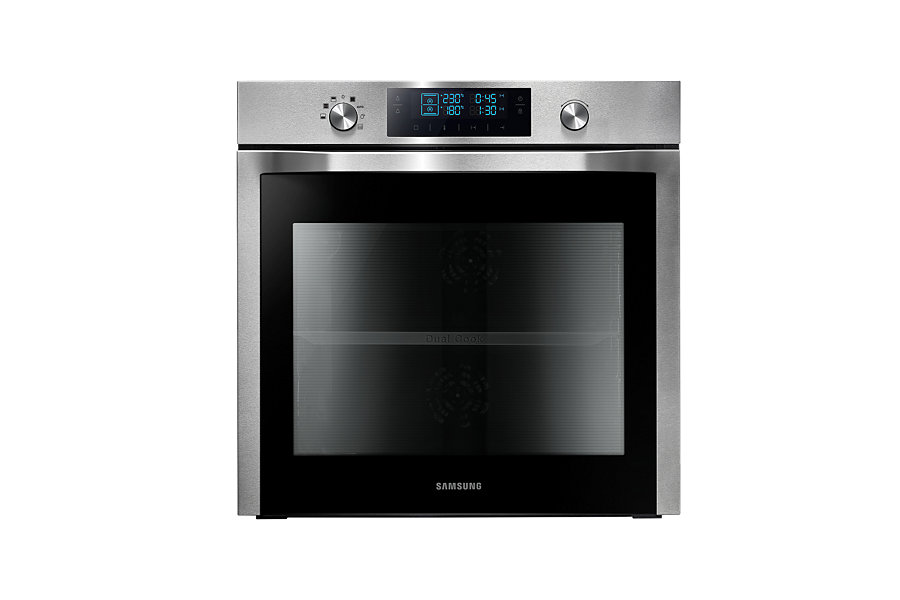 Samsung NV70F7796MS Dual Electric Wall Oven