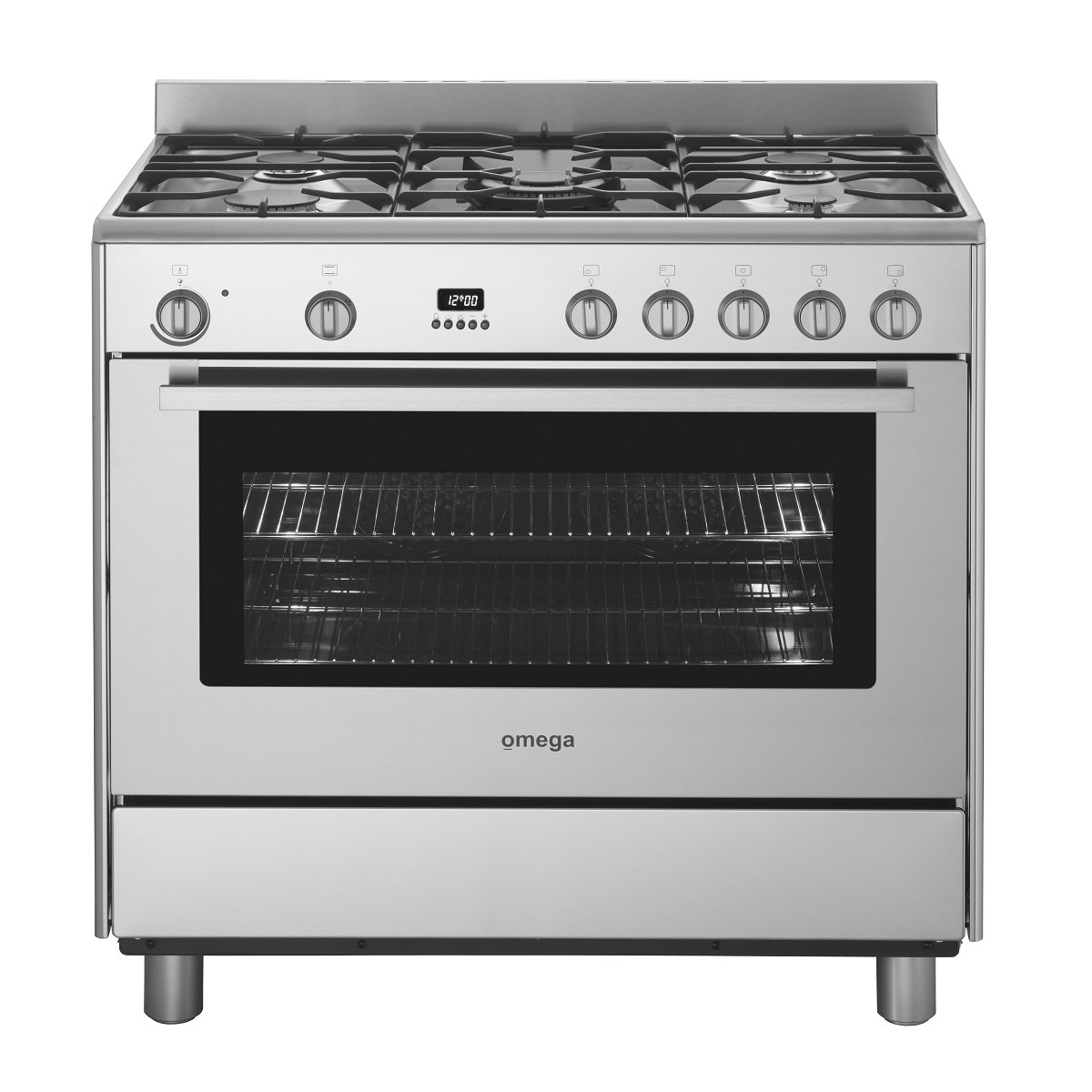 Omega OF901XZ Freestanding Dual Fuel Oven/Stove