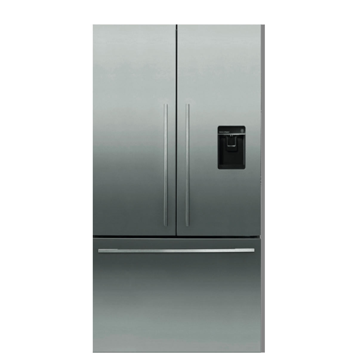 Fisher & Paykel RF610ADUSX5 614L French Door Fridge
