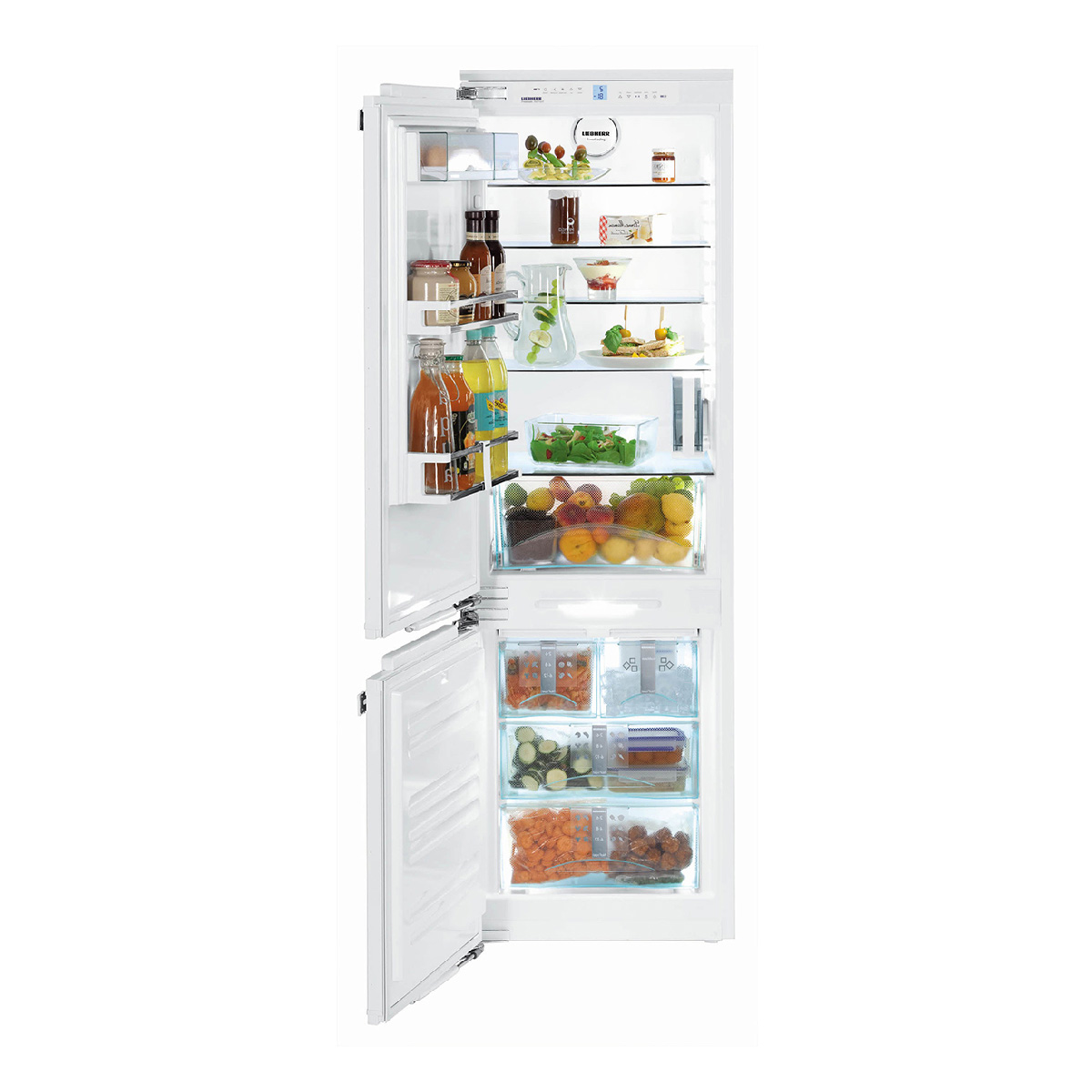 Liebherr Bottom Mount Fridge SICN3366LH