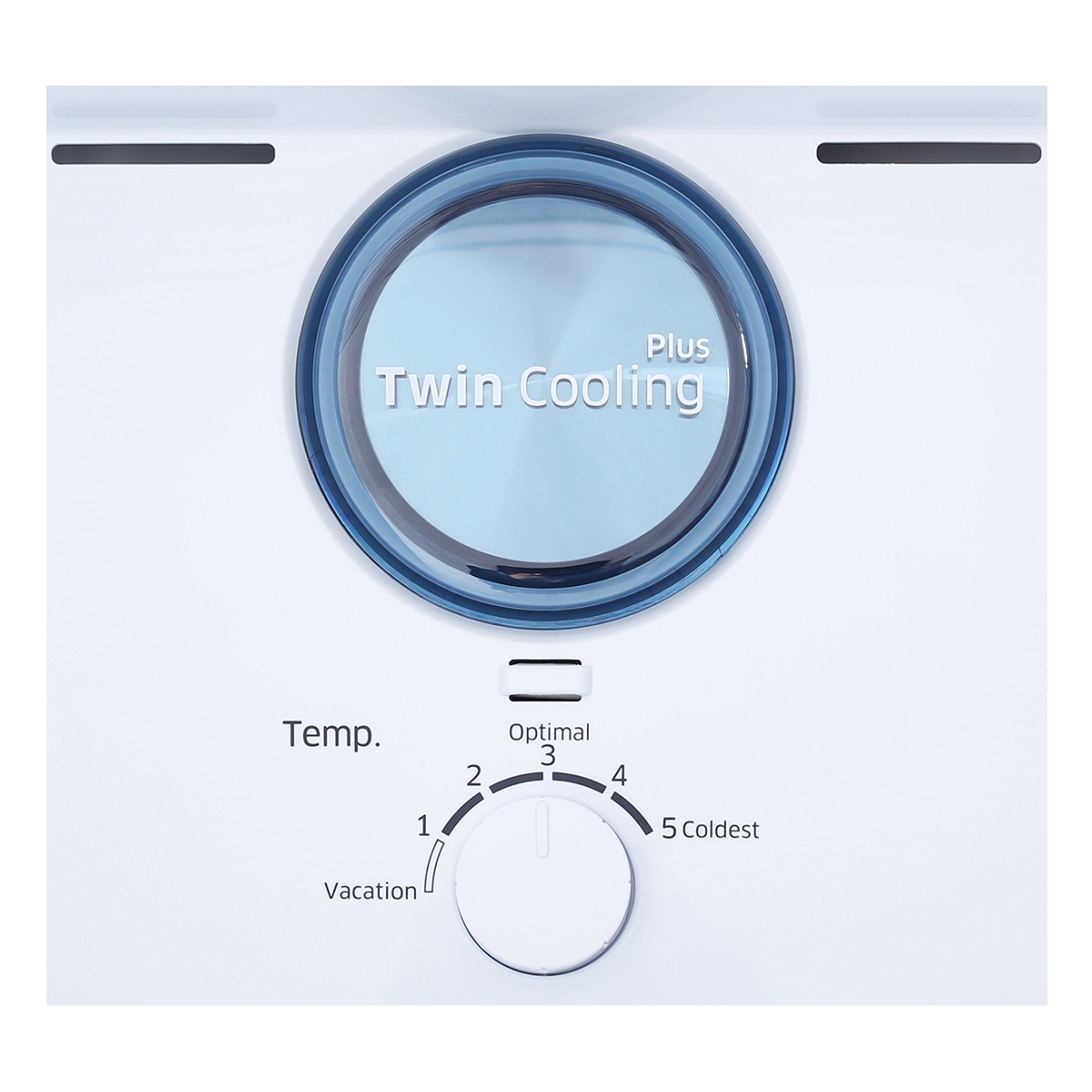 Samsung SR399WTC 400L Top Mount Fridge with Twin Cooling Plus 35356