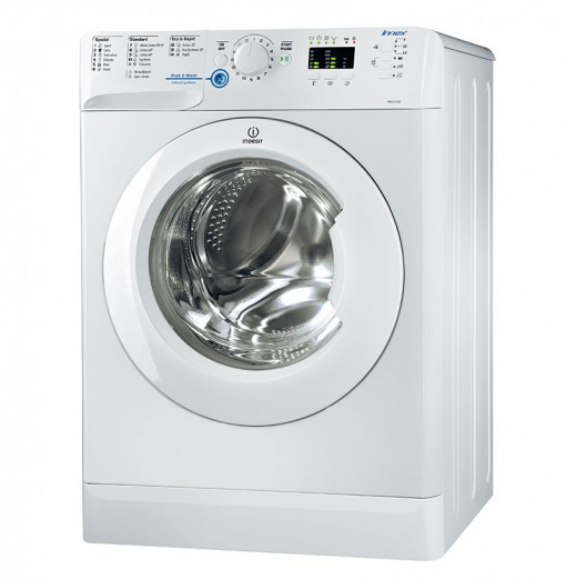 Indesit XWA81283XWAUS 8kg Front Load Washing Machine