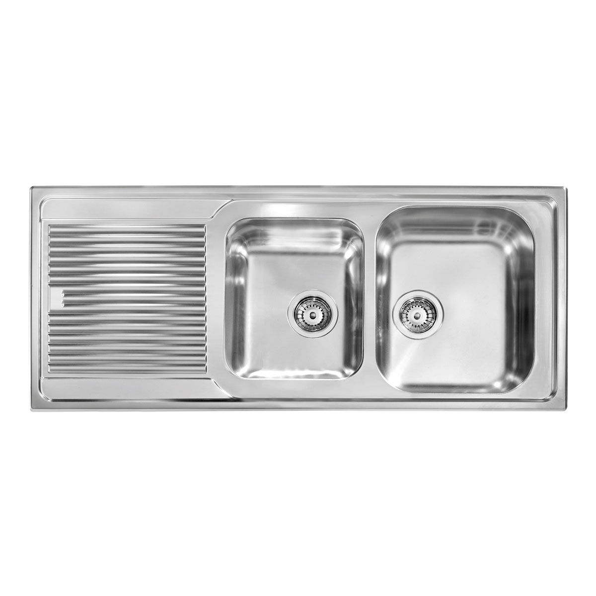 abey ze175rtw zenith sink pack - Abey Kitchen Sinks