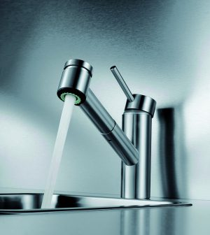KWC 10271033700 Inox Pull-Out Tap