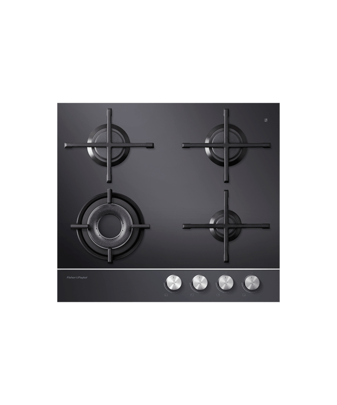 Fisher & Paykel CG604DLPGB1 Gas Cooktop
