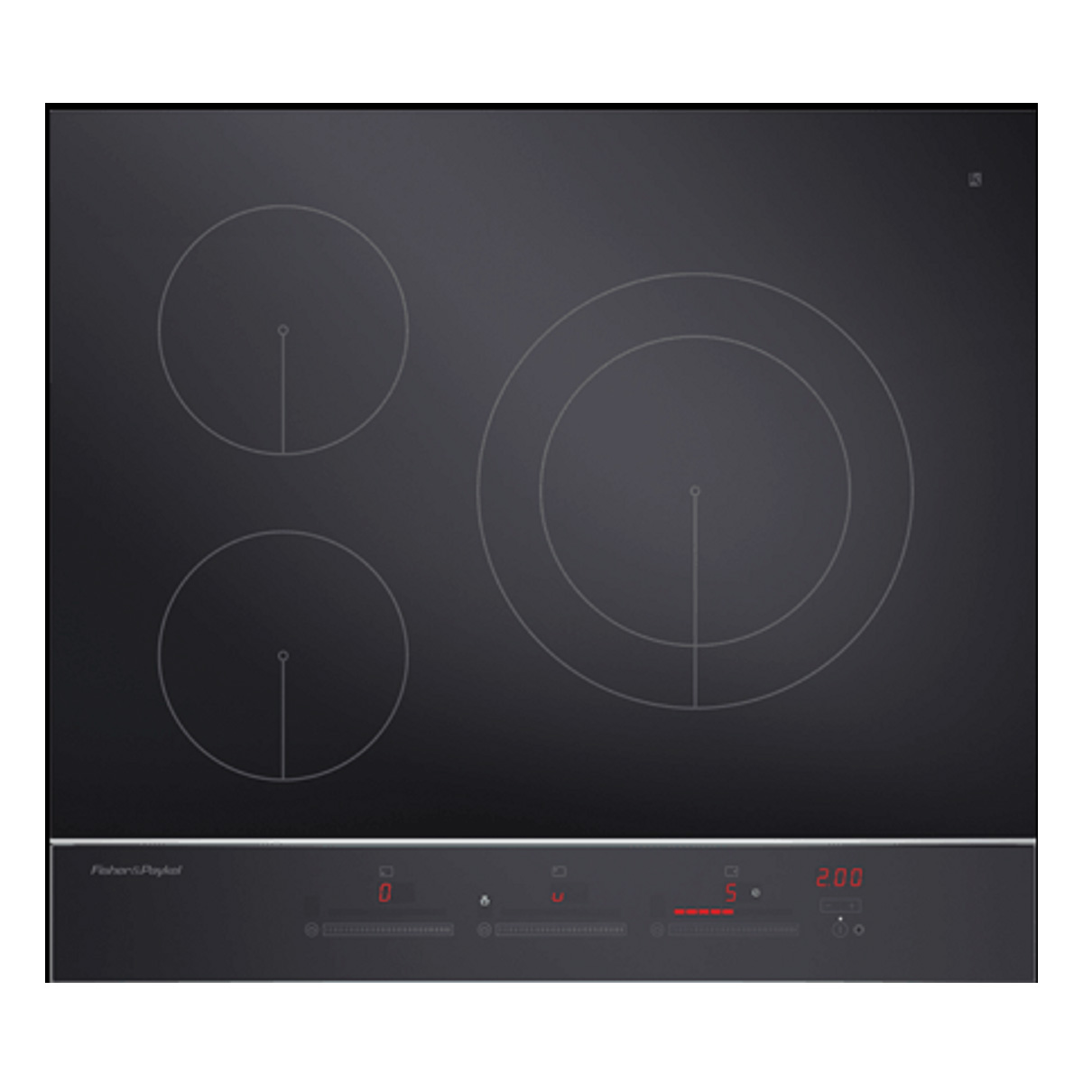 Fisher & Paykel Induction Cooktops CI603DTB2