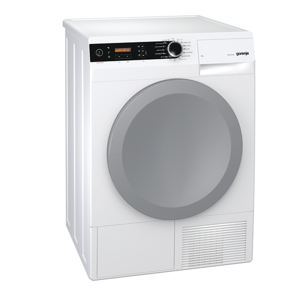 Gorenje D9864E 9kg Condenser Dryer with Heat Pump