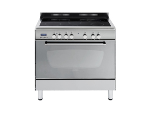 Delonghi DEF905E Freestanding Oven with Electric Cooktop