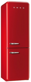 Smeg Bottom Mount Fridge FAB32RRDNA1