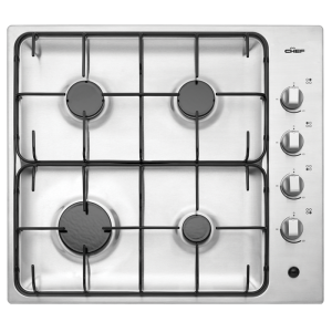 Chef GHS607S Gas Cooktop