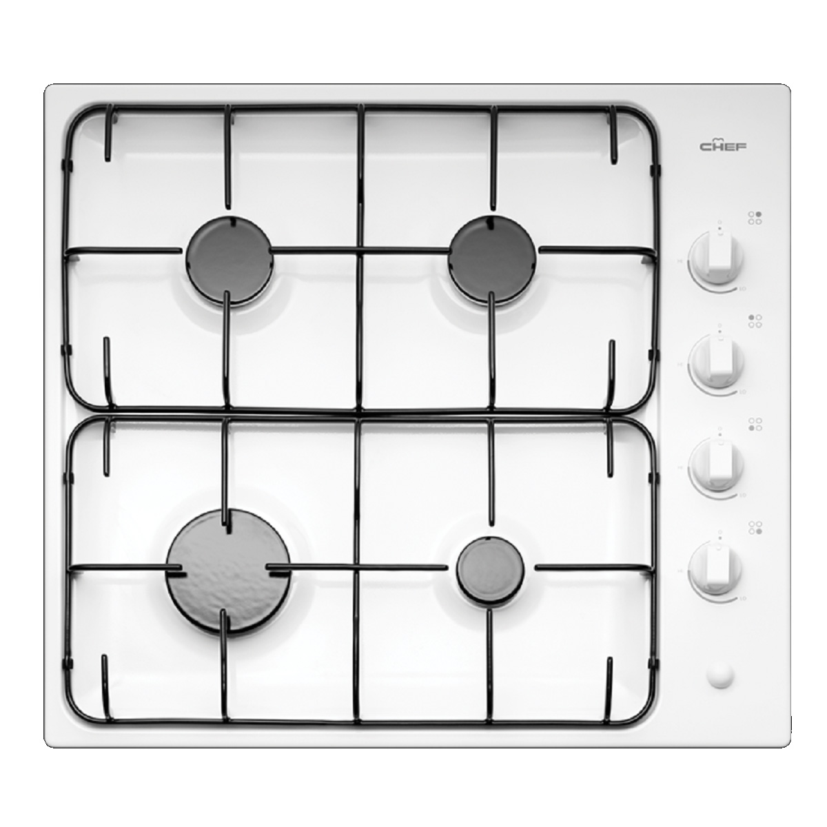 Chef Gas Cooktop GHS607W