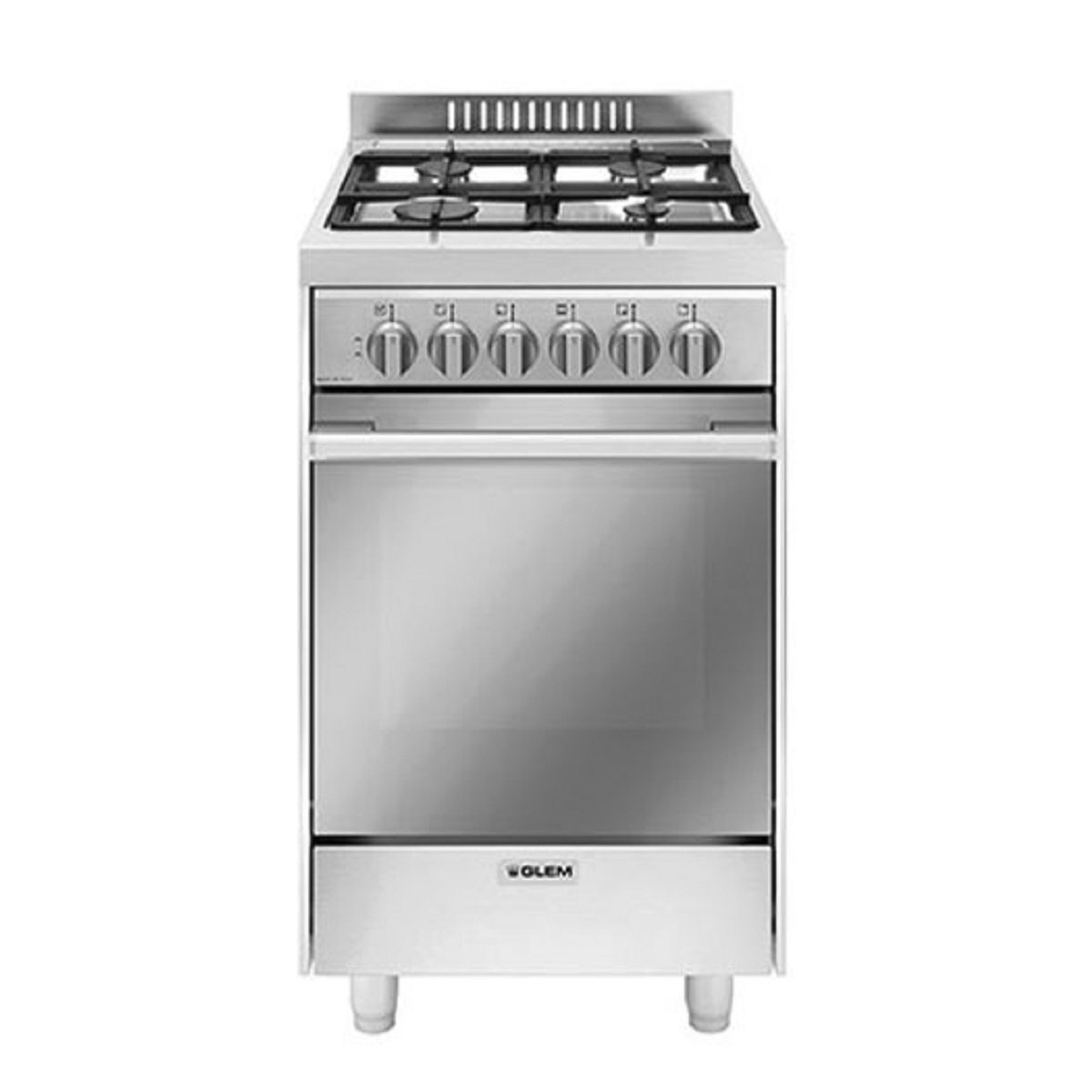 Glem GL53EI Freestanding Dual Fuel Oven/Stove