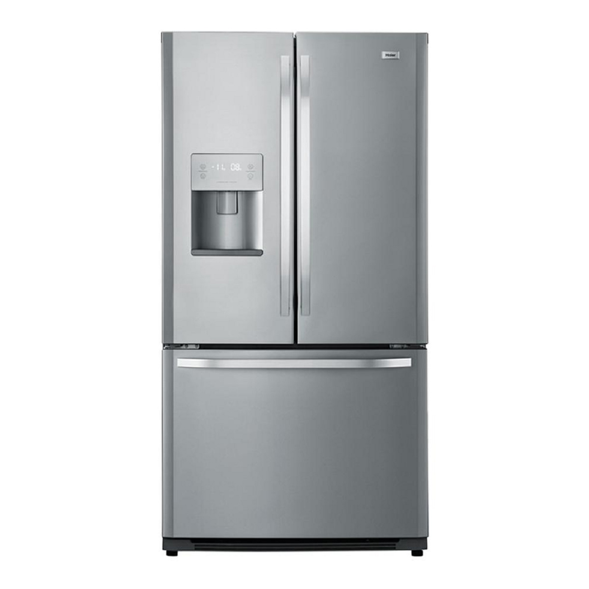 Haier HTD635WISS 635L French Door Fridge