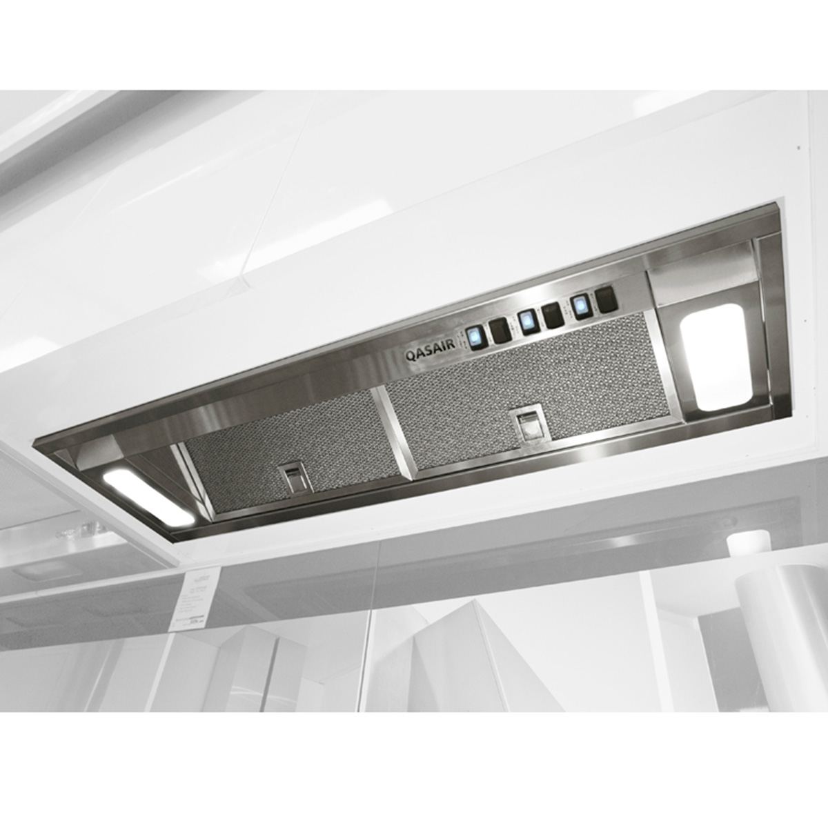 Qasair Under Mount Rangehood NDCH90L2T