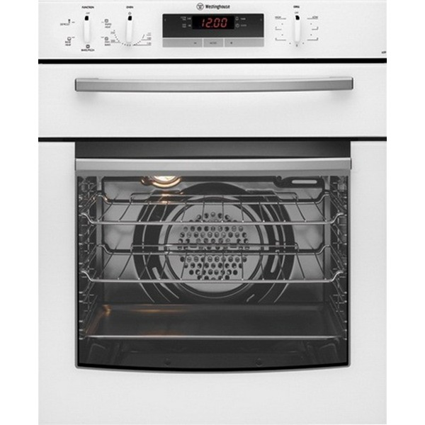 Westinghouse PGR659W 600mm/60cm Electric Wall Oven