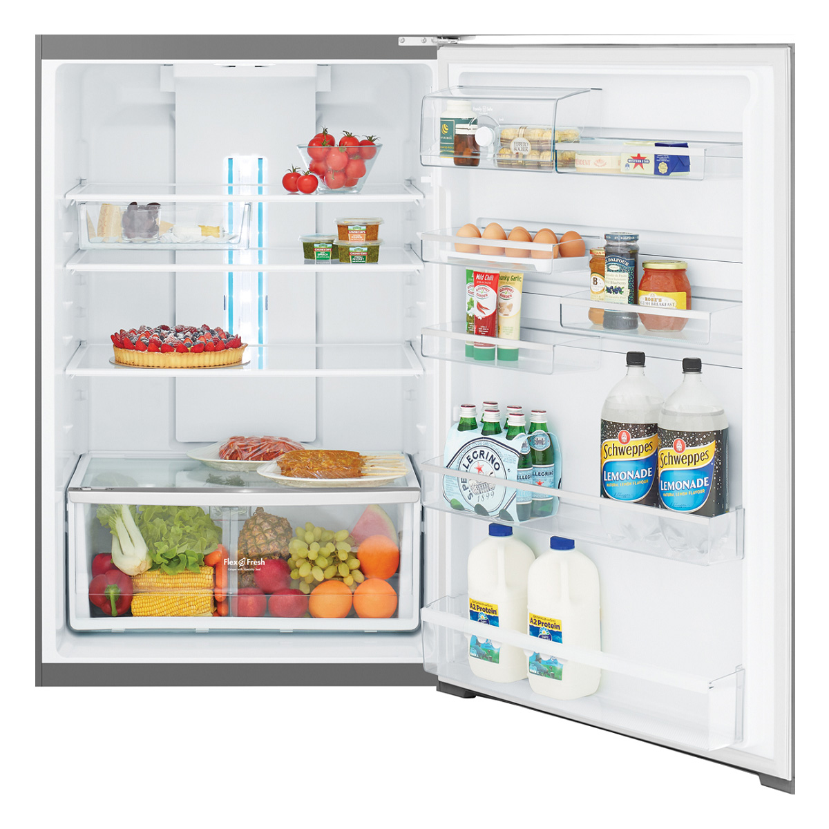 Westinghouse WTB5404SARH 540L Top Mount Fridge 35884