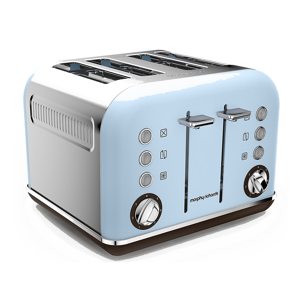 Morphy Richards 242100 Azure Accents Toaster