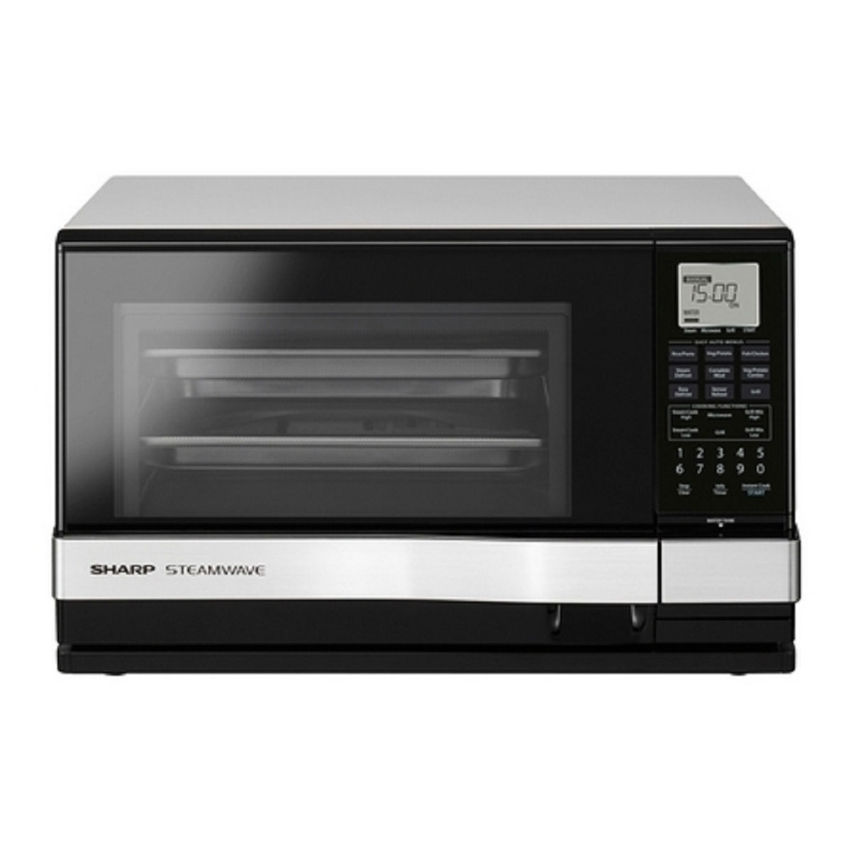 Sharp Freestanding Microwave AX1100JS