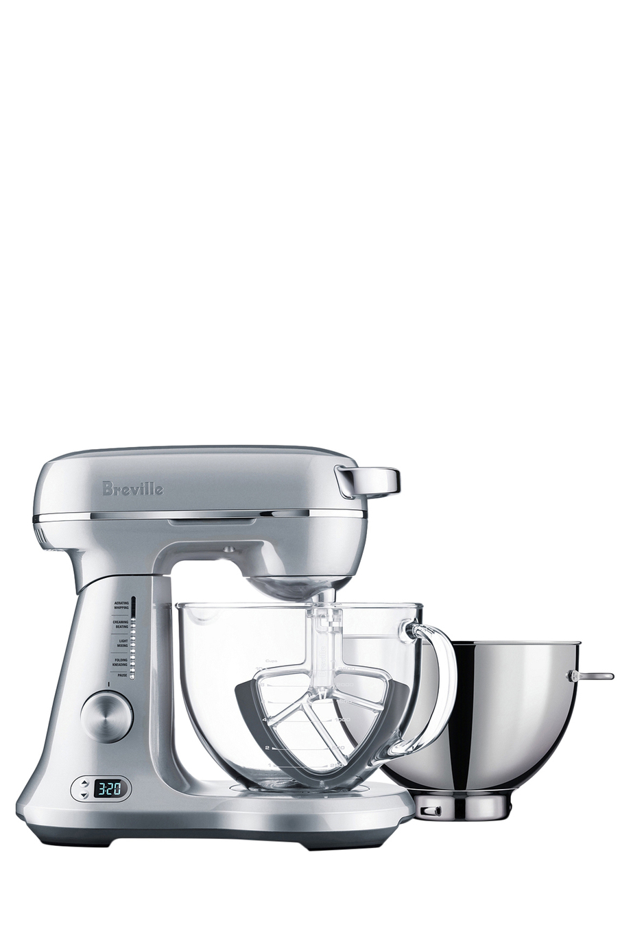 Breville BEM825BAL the Bakery Boss Mixer