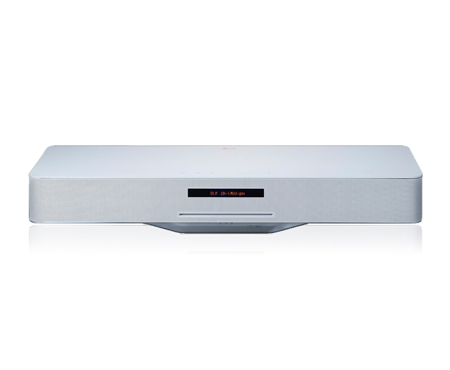 LG CM3430W CD Micro HiFi System with Bluetooth