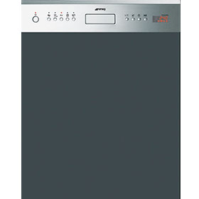 Smeg Semi Integrated Dishwasher DWAI315XT